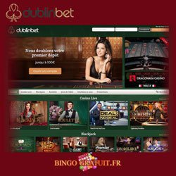dublinbet casino zoom sur bingo gratuits