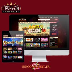 tropezia palace casino zoom sur bingo