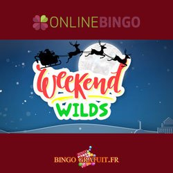 Weekend wilds